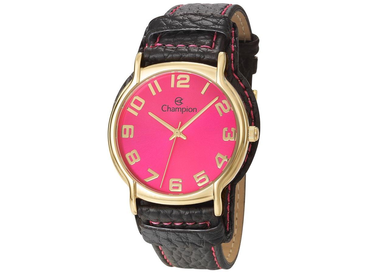 Relógio de Pulso GLAMOUR CN20177L - Champion Relógios