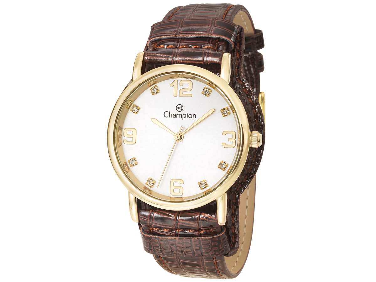 Relógio de Pulso GLAMOUR CN20186S - Champion Relógios