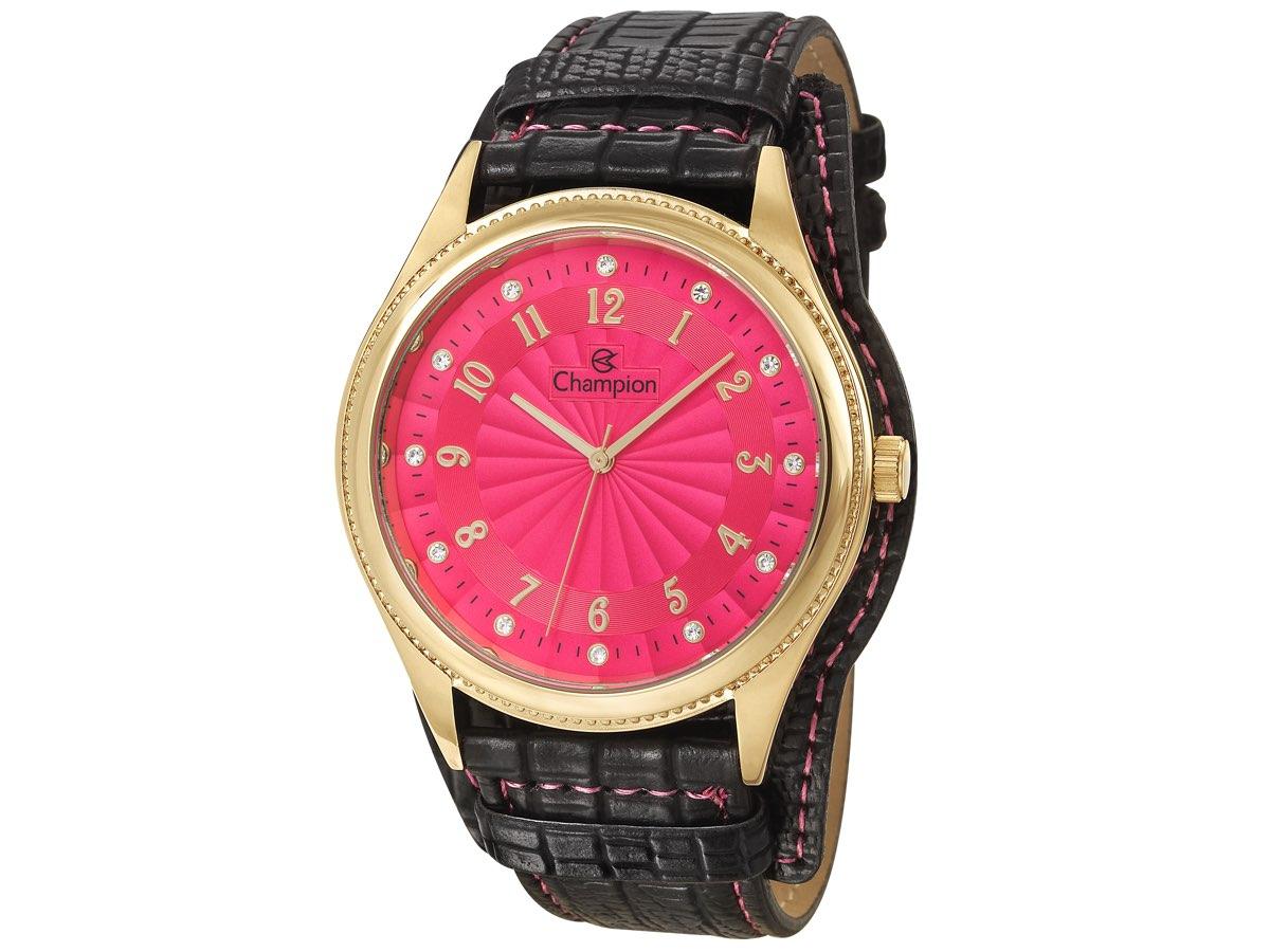 Relógio de Pulso GLAMOUR CN20248L - Champion Relógios