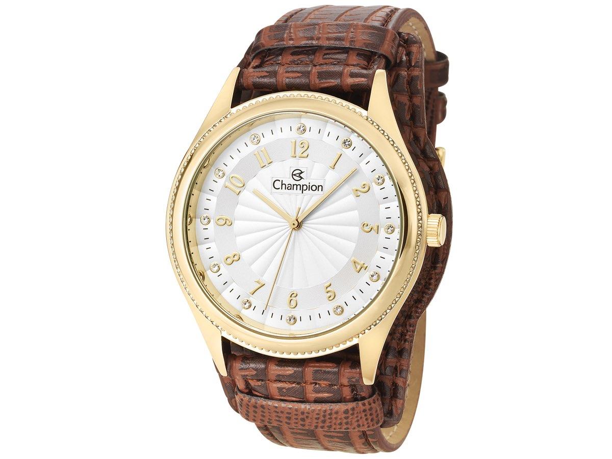 Relógio de Pulso GLAMOUR CN20248S - Champion Relógios