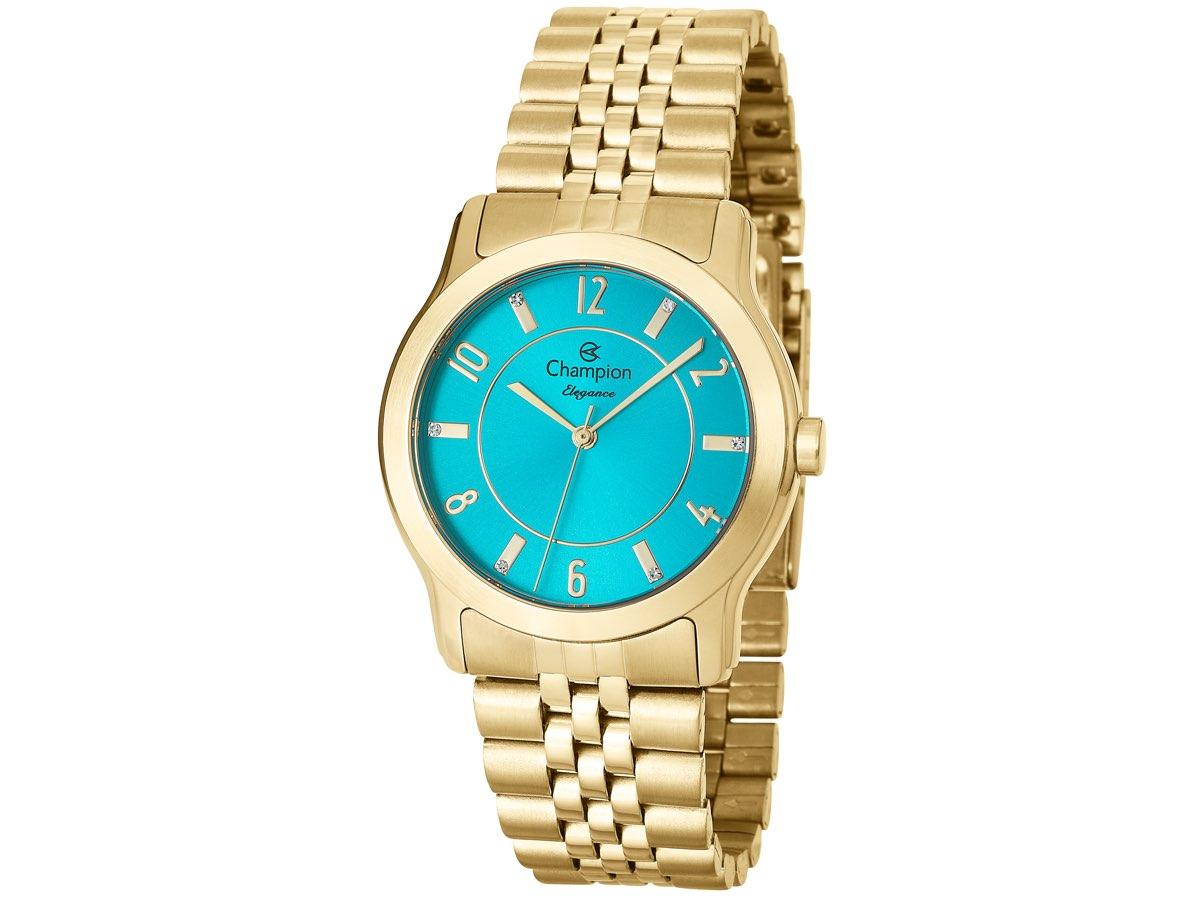 Relógio de Pulso ELEGANCE CN25074F - Champion Relógios