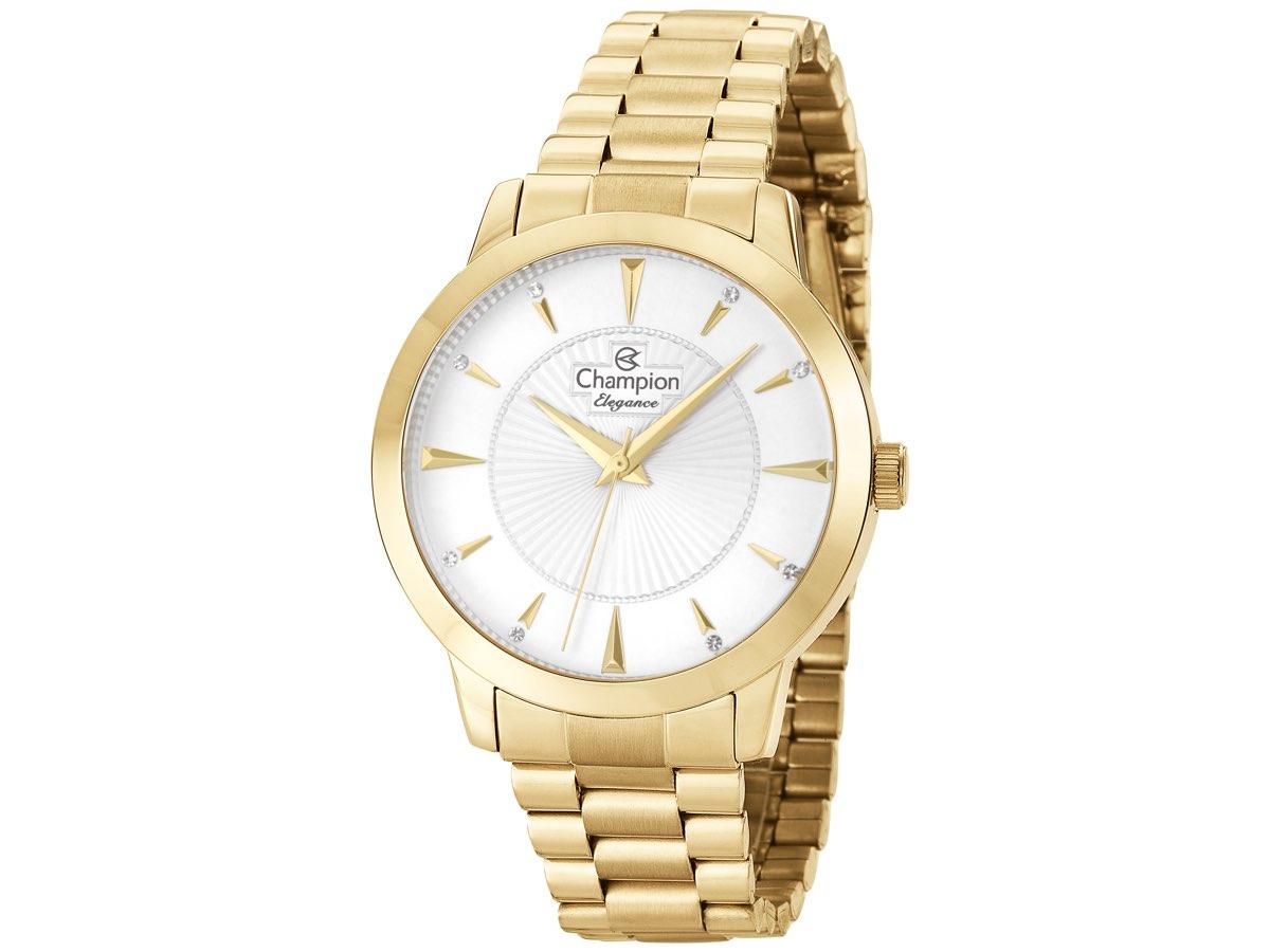 Relógio de Pulso ELEGANCE CN25092H - Champion Relógios
