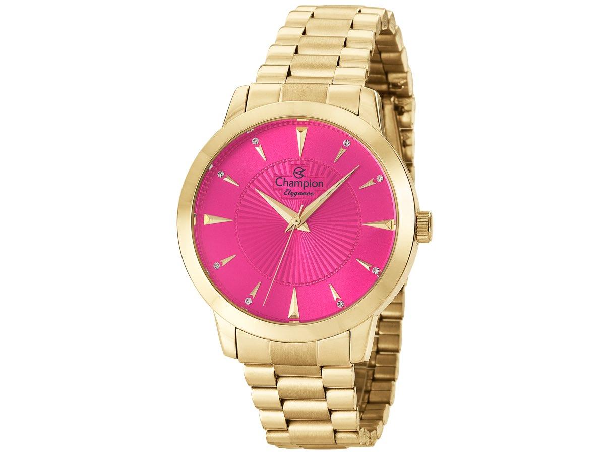 Relógio de Pulso ELEGANCE CN25092L - Champion Relógios