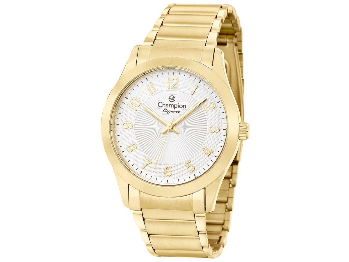 Relógio de Pulso ELEGANCE CN25109H - Champion Relógios