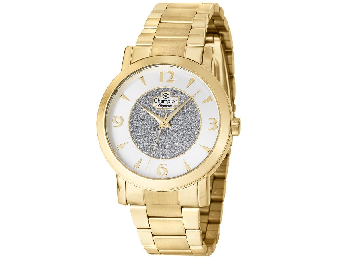 Relógio de Pulso ELEGANCE CN25136H - Champion Relógios
