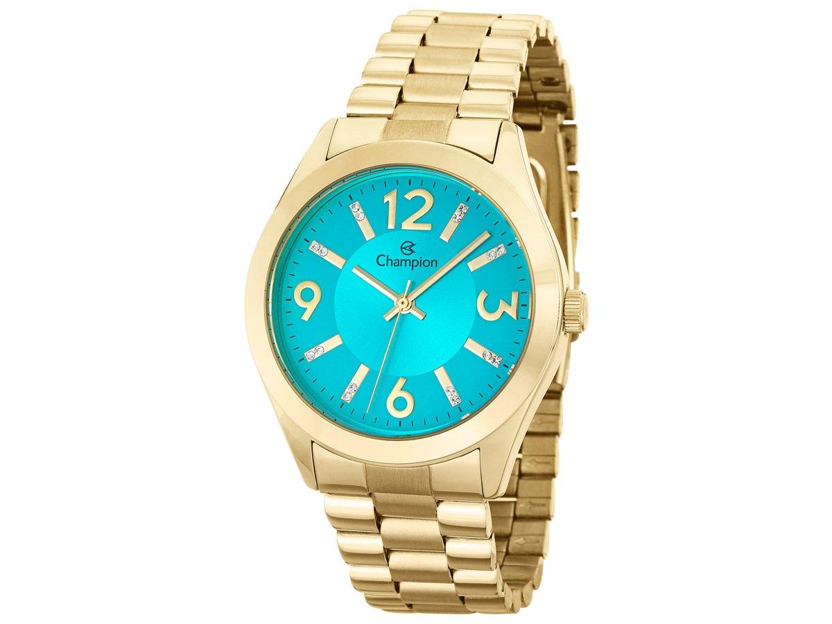 Relógio de Pulso ELEGANCE CN25225F - Champion Relógios