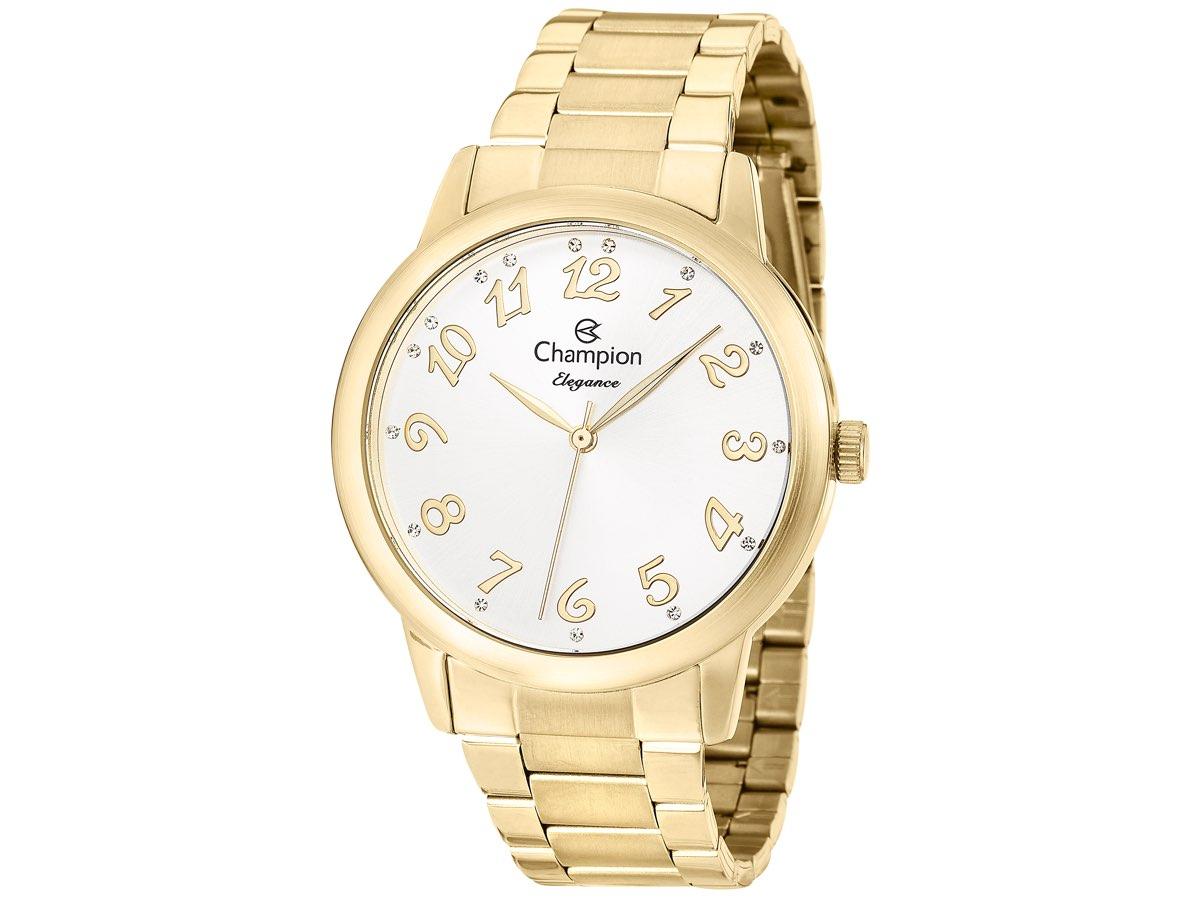 Relógio de Pulso ELEGANCE CN26000H - Champion Relógios
