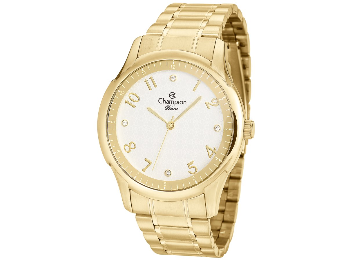 Relógio de Pulso DIVA CN26402H - Champion Relógios