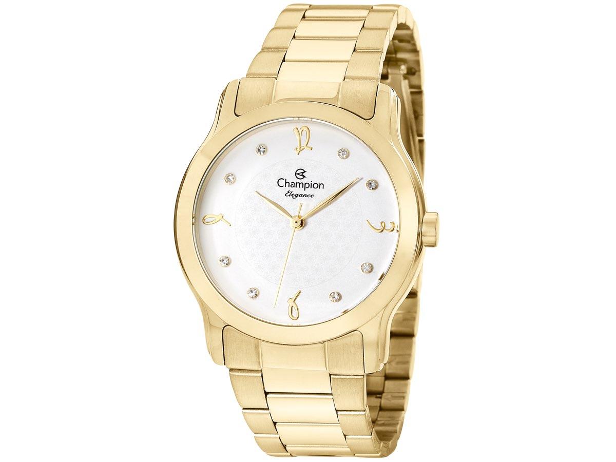 Relógio de Pulso ELEGANCE CN26411H - Champion Relógios