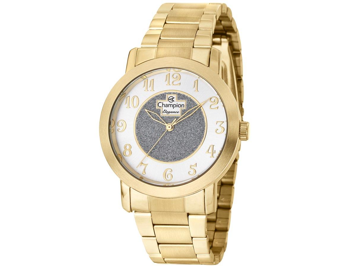 Relógio de Pulso ELEGANCE CN26466H - Champion Relógios