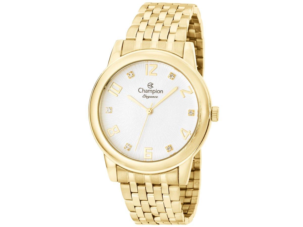 Relógio de Pulso ELEGANCE CN26779H - Champion Relógios