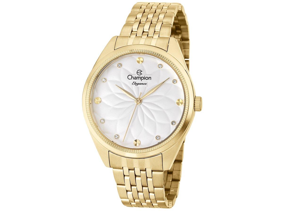 Relógio de Pulso ELEGANCE CN26993H - Champion Relógios