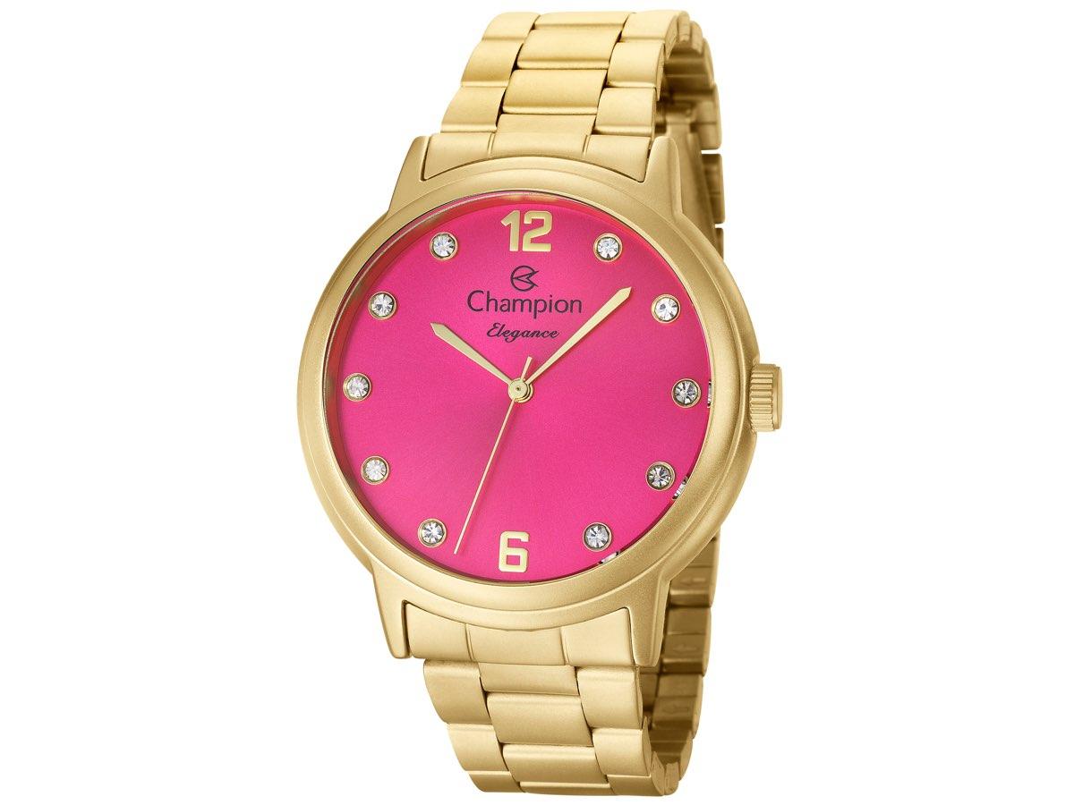 Relógio de Pulso ELEGANCE CN28437L - Champion Relógios
