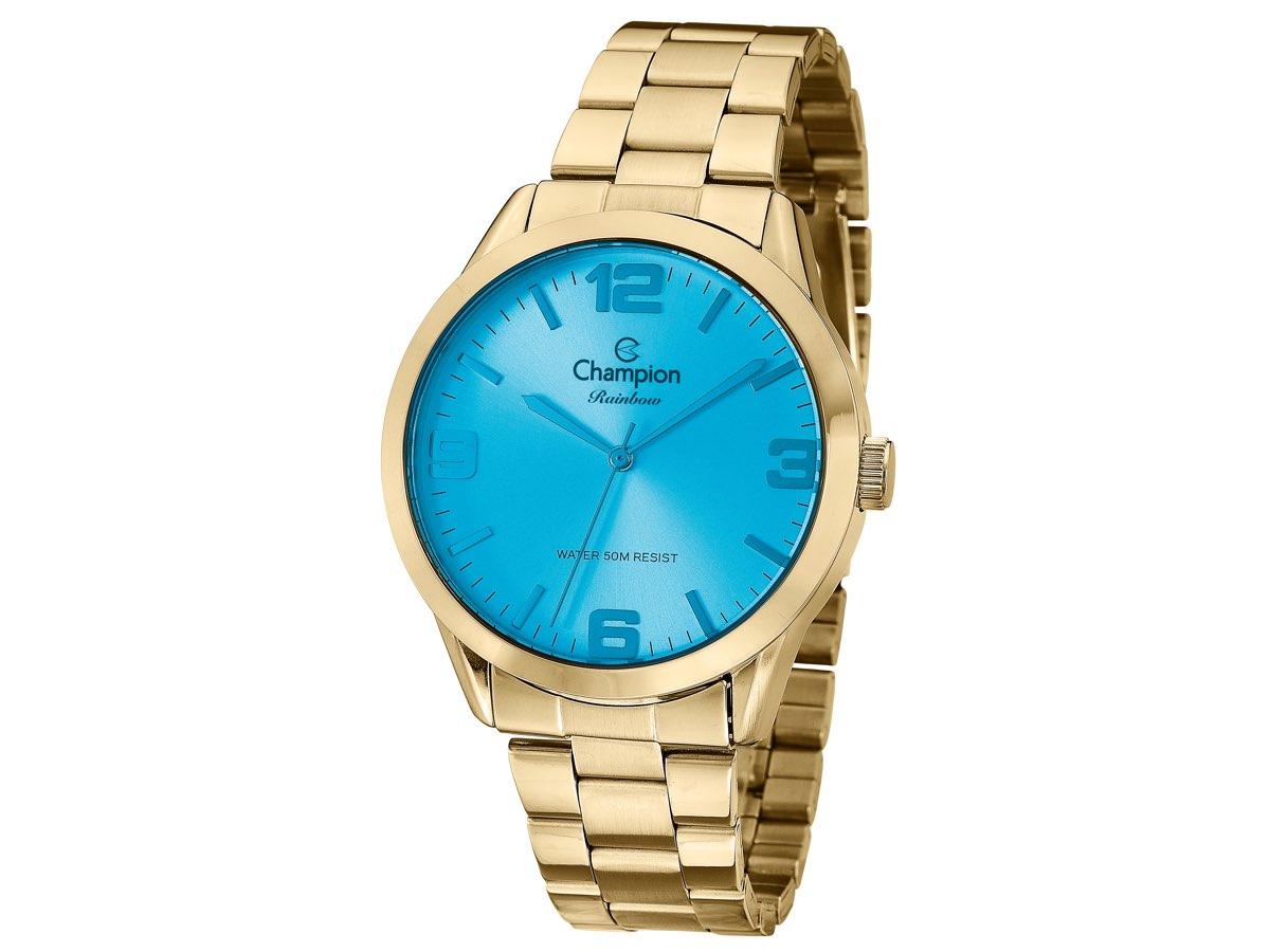 Relógio de Pulso RAINBOW CN29892E - Champion Relógios