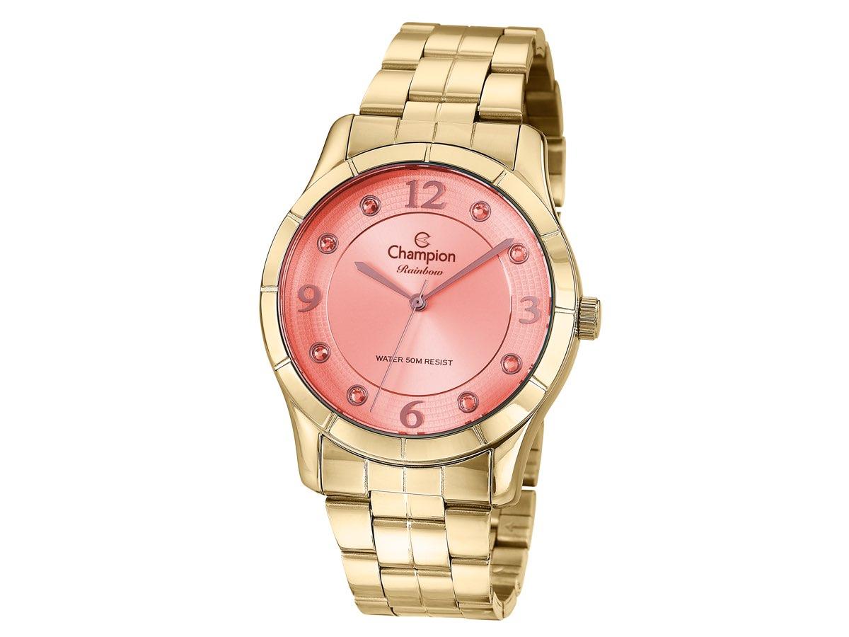 Relógio de Pulso RAINBOW CN29909N - Champion Relógios