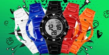 Presente Dia das Crianças por Champion Relógios