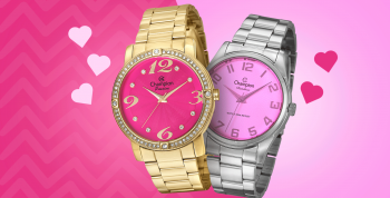 Conheças as opções de relógio Champion Rosa