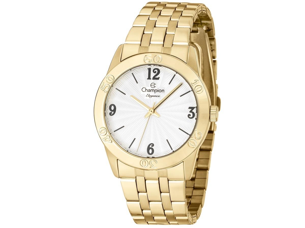 Relógio de Pulso ELEGANCE CN25001H - Champion Relógios
