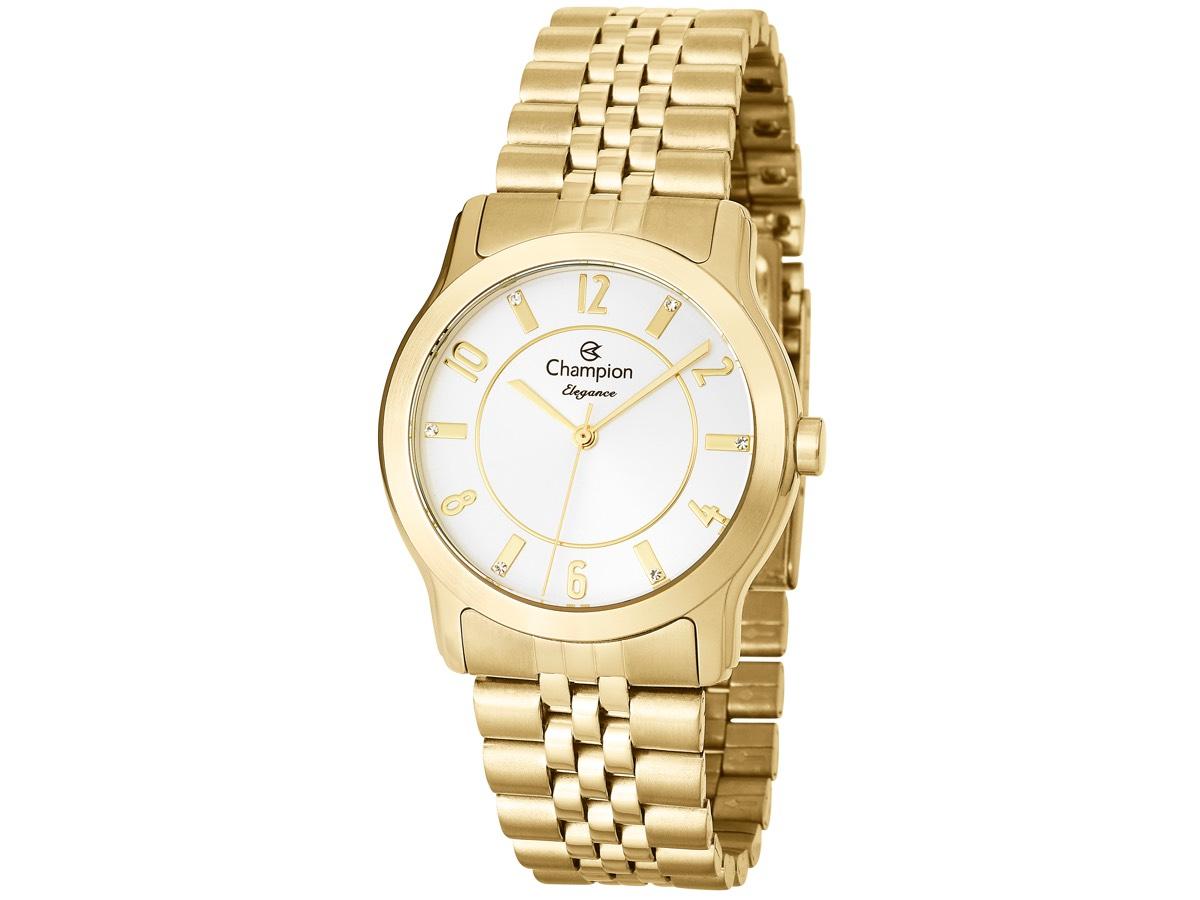 Relógio de Pulso ELEGANCE CN25074H - Champion Relógios
