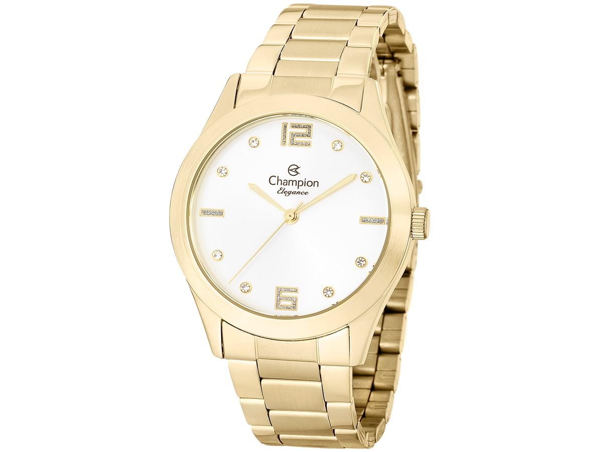 Relógio de Pulso ELEGANCE CN25145H - Champion Relógios