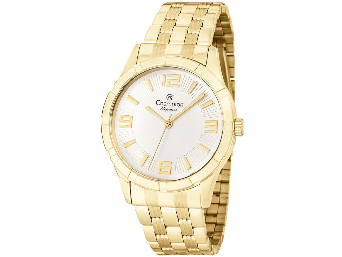 Relógio de Pulso ELEGANCE CN25154H - Champion Relógios