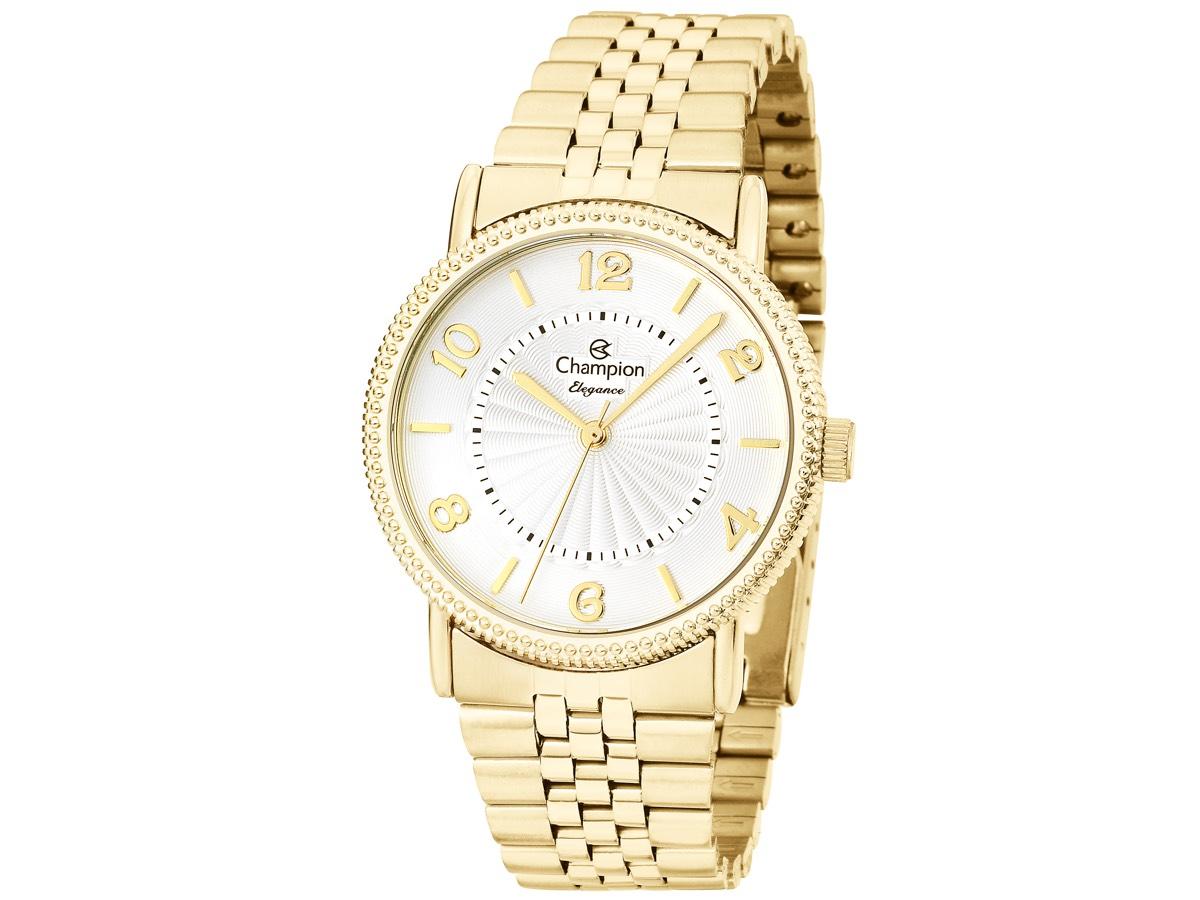 Relógio de Pulso ELEGANCE CN25190H - Champion Relógios