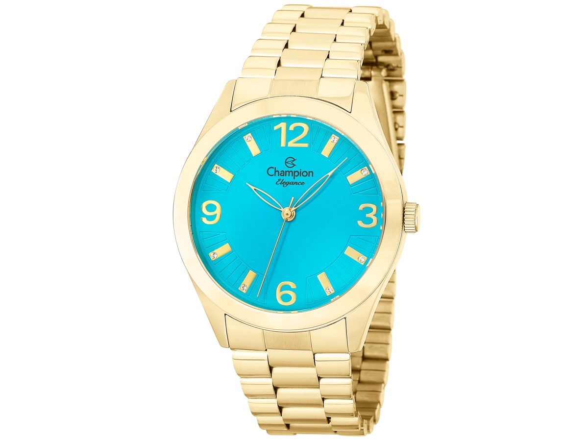 Relógio de Pulso ELEGANCE CN25216F - Champion Relógios