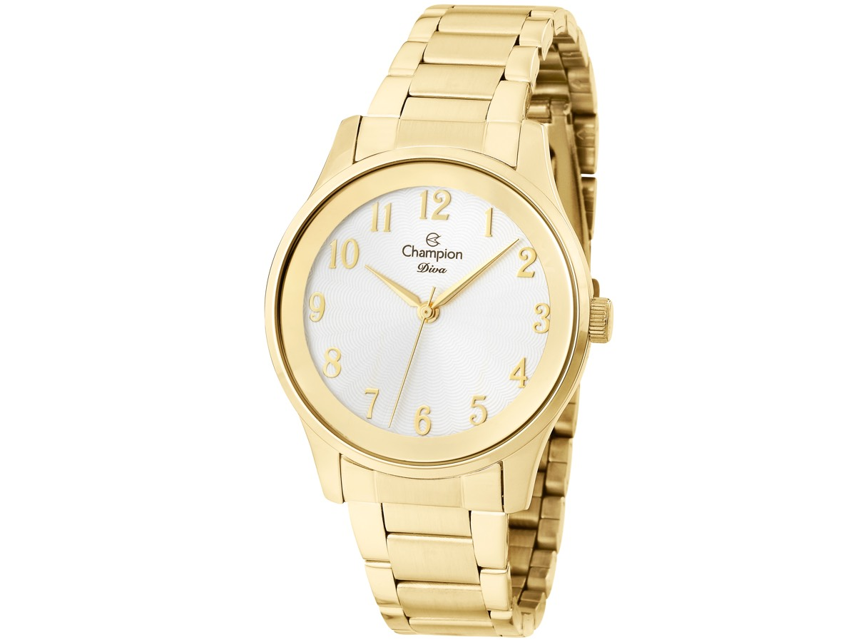 Relógio de Pulso DIVA CN25243H - Champion Relógios