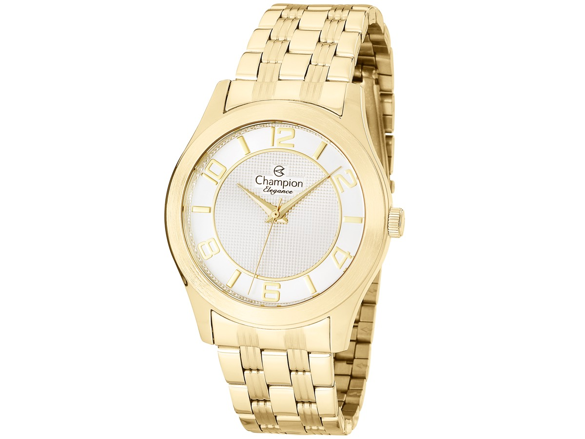 Relógio de Pulso ELEGANCE CN25305H - Champion Relógios