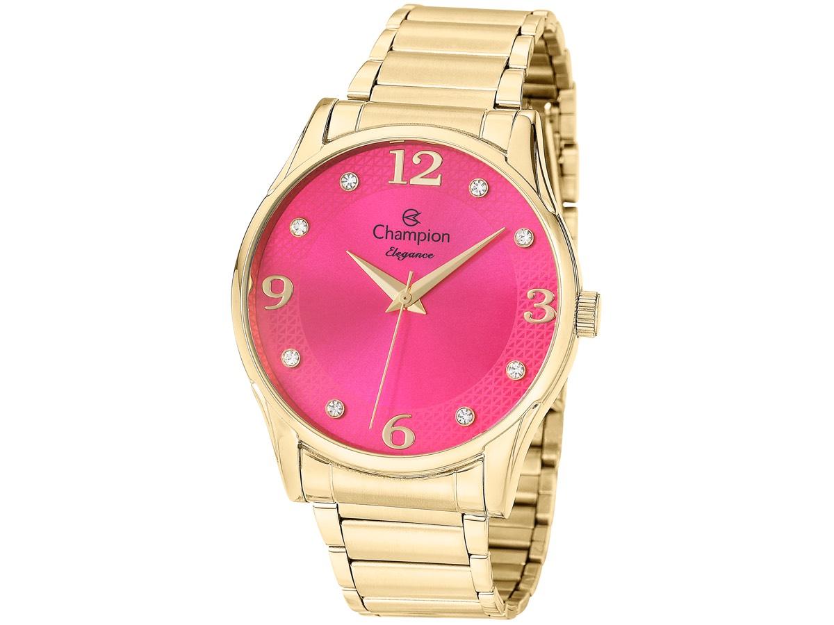 Relógio de Pulso ELEGANCE CN26215L - Champion Relógios