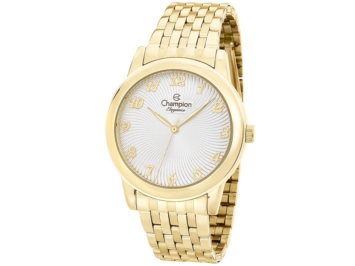 Relógio de Pulso ELEGANCE CN28455H - Champion Relógios