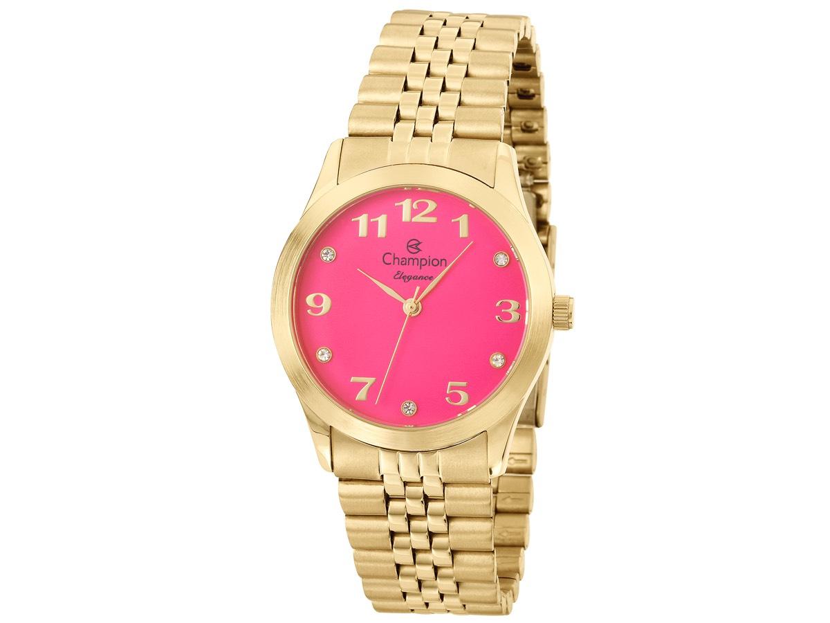 Relógio de Pulso ELEGANCE CN28633L - Champion Relógios