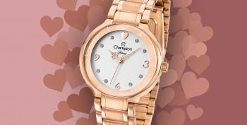 Conheça as opções de relógio Champion rosé