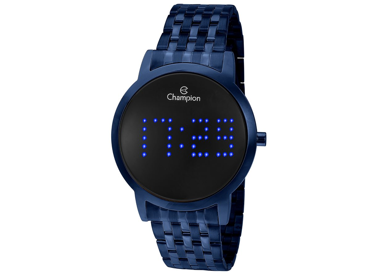 Relógio de Pulso DIGITAL CH40008A - Champion Relógios