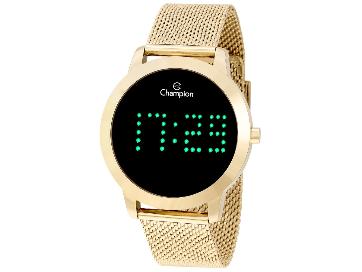 Relógio de Pulso DIGITAL CH40017G - Champion Relógios