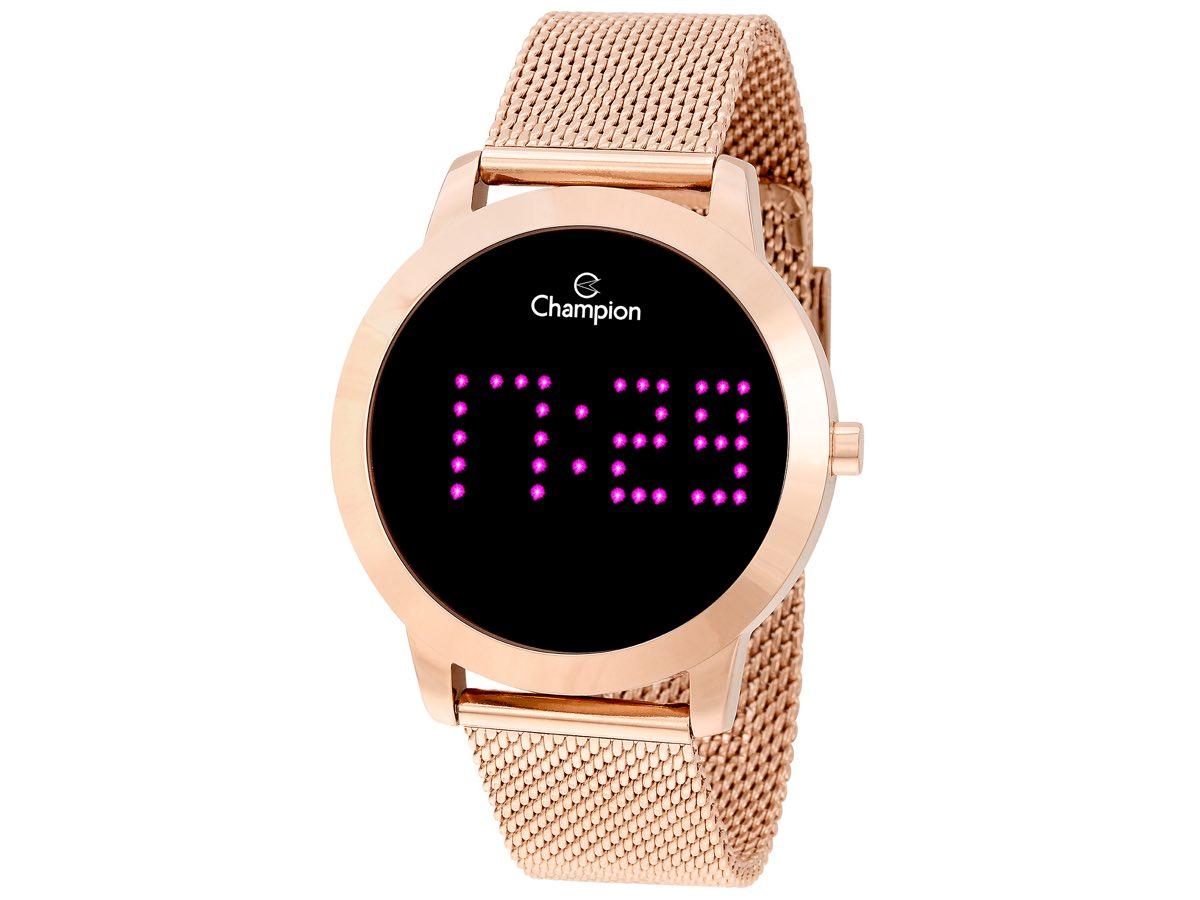 Relógio de Pulso DIGITAL CH40017H - Champion Relógios