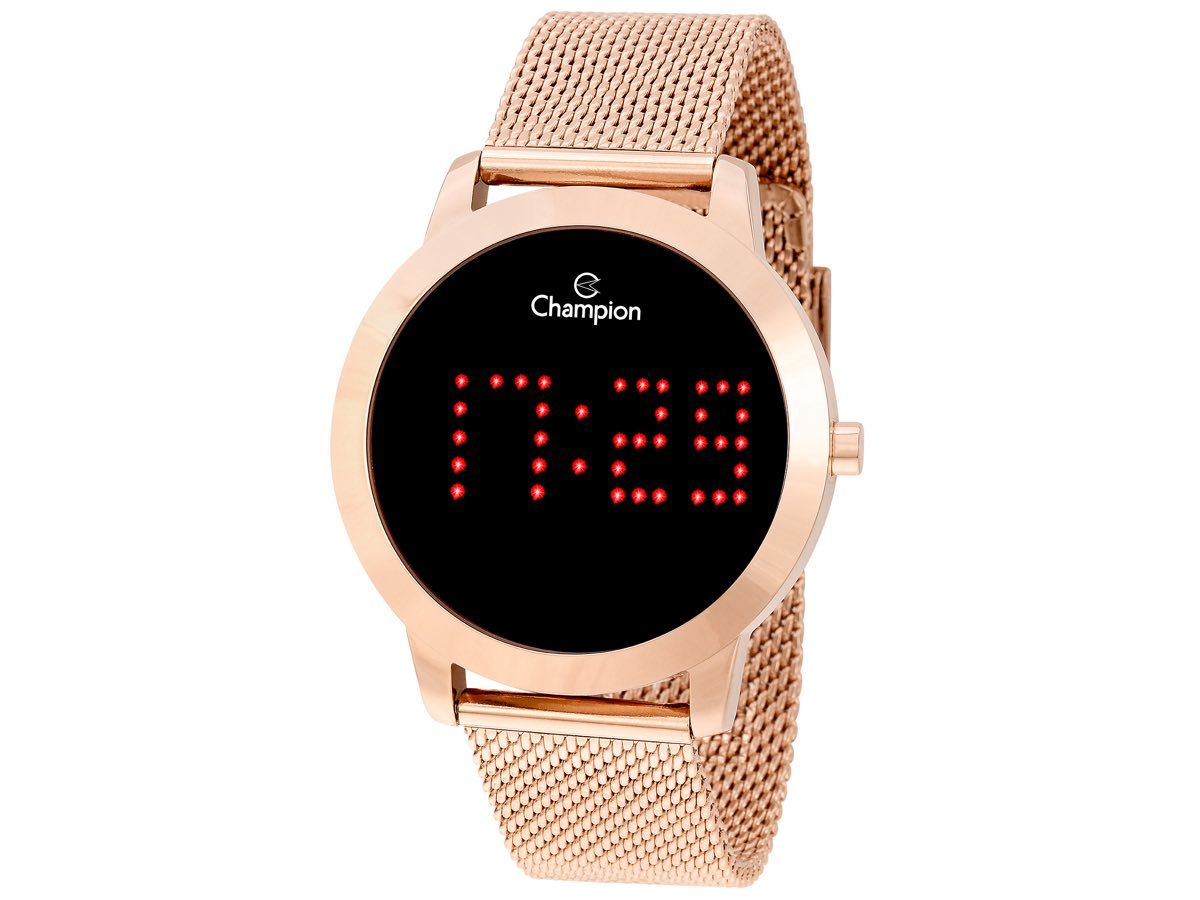 Relógio de Pulso DIGITAL CH40017P - Champion Relógios