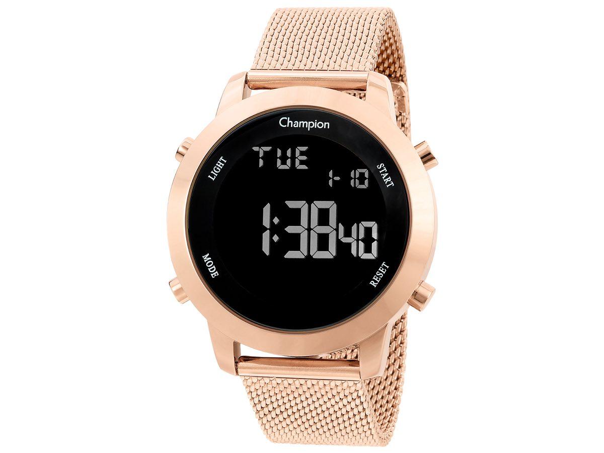 Relógio de Pulso DIGITAL CH40062P - Champion Relógios