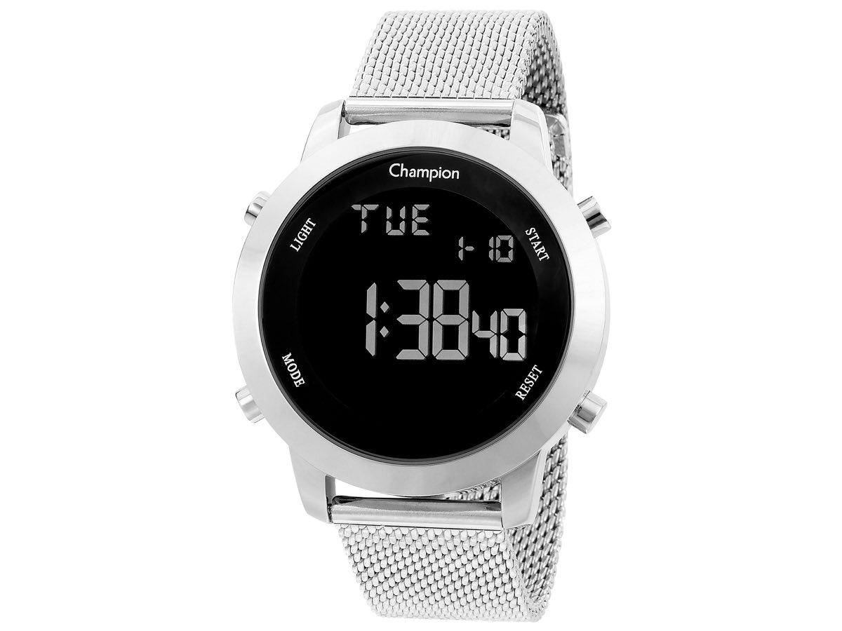 Relógio de Pulso DIGITAL CH40062T - Champion Relógios