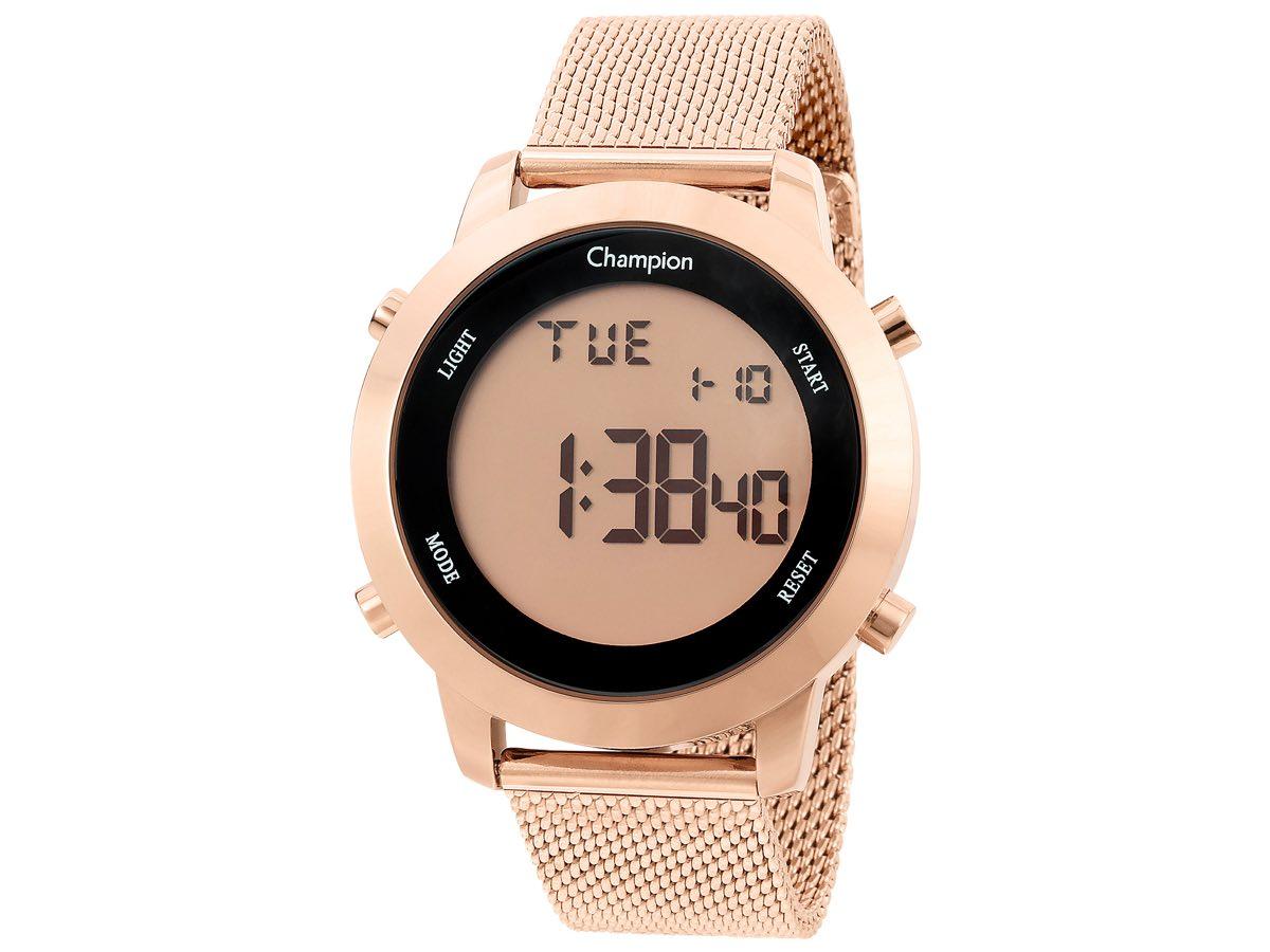 Relógio de Pulso DIGITAL CH40062X - Champion Relógios