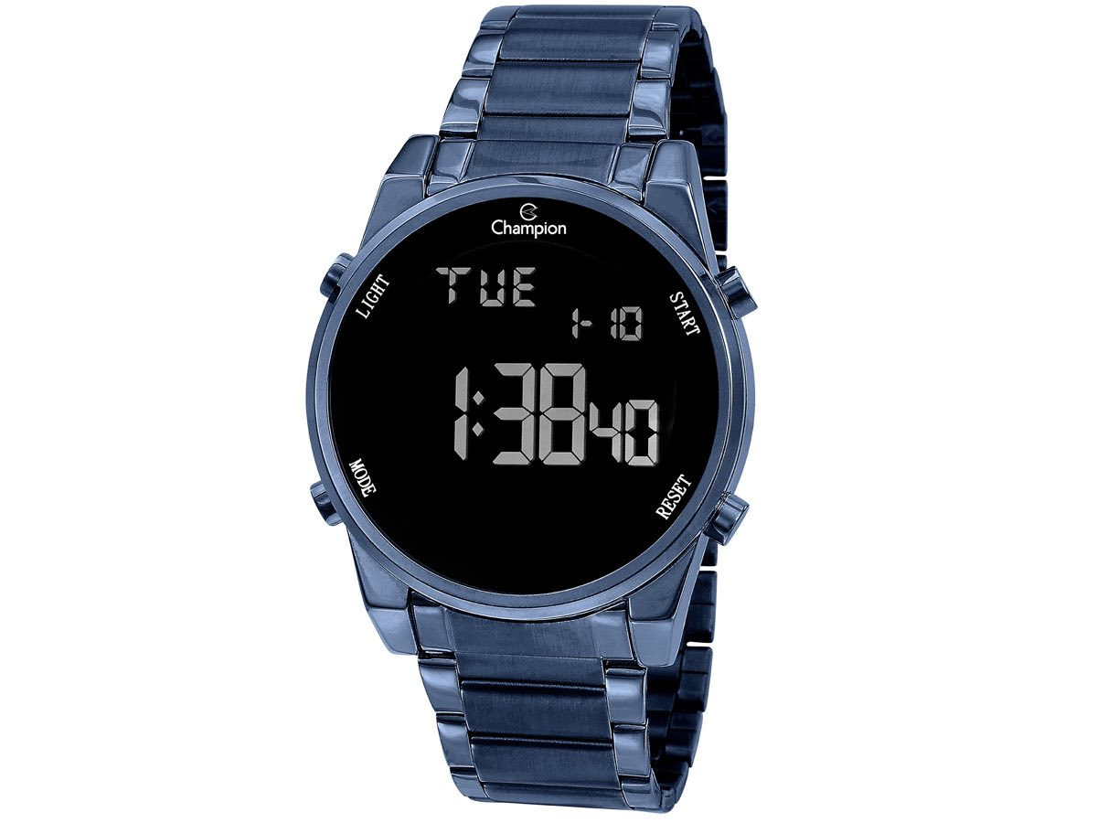 Relógio de Pulso DIGITAL CH40071A - Champion Relógios