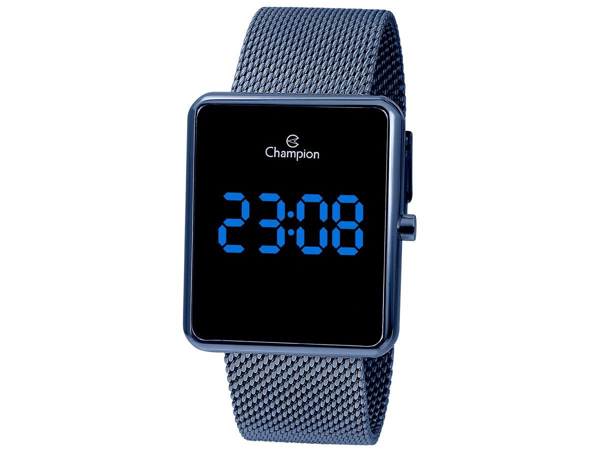 Relógio de Pulso DIGITAL CH40080A - Champion Relógios