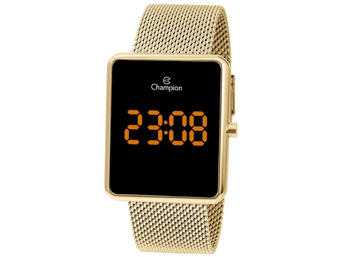 Relógio de Pulso DIGITAL CH40080J - Champion Relógios