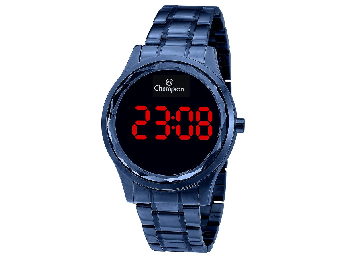 Relógio de Pulso DIGITAL CH48019A - Champion Relógios