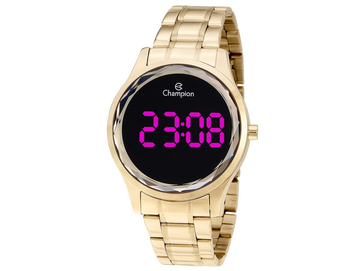 Relógio de Pulso DIGITAL CH48019H - Champion Relógios