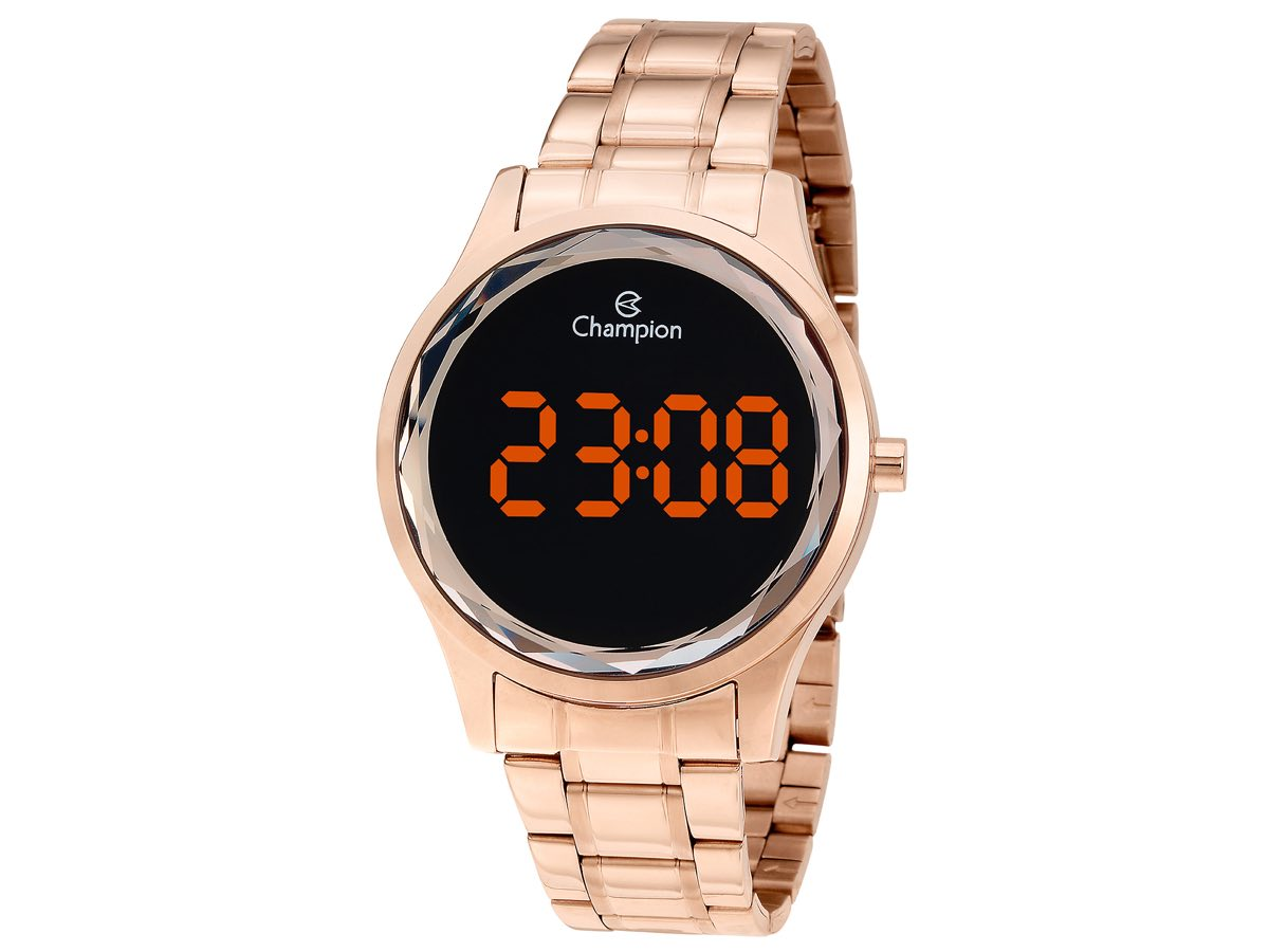 Relógio de Pulso DIGITAL CH48019J - Champion Relógios