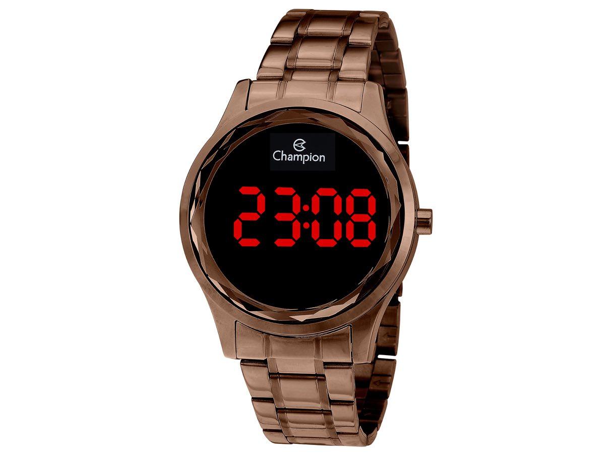 Relógio de Pulso DIGITAL CH48019R - Champion Relógios