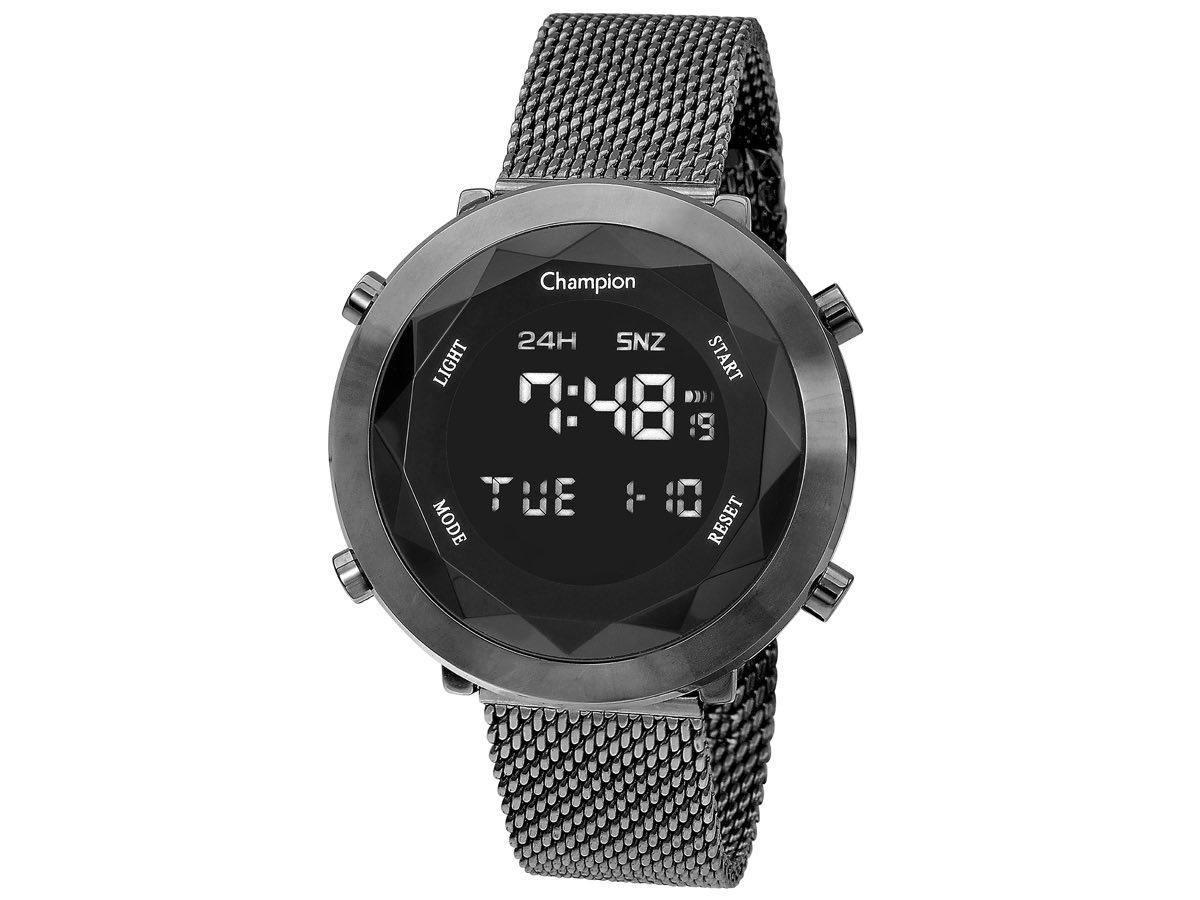 Relógio de Pulso DIGITAL CH48028C - Champion Relógios