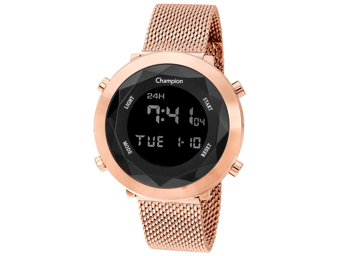 Relógio de Pulso DIGITAL CH48028P - Champion Relógios
