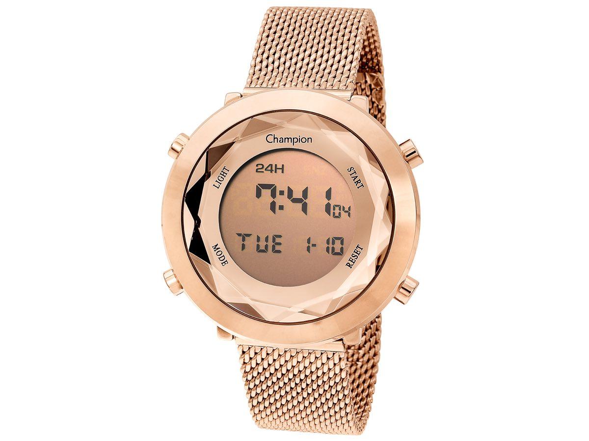 Relógio de Pulso DIGITAL CH48028X - Champion Relógios